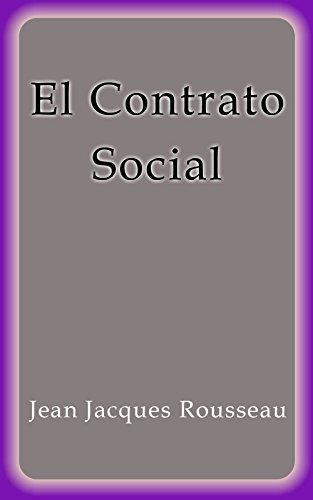 El Contrato Social por Jean Jacques Rousseau