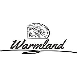 """Warmland Premium Solid 3 Piece Polycotton Door Mat Set - 14""""x21"""", Green"""