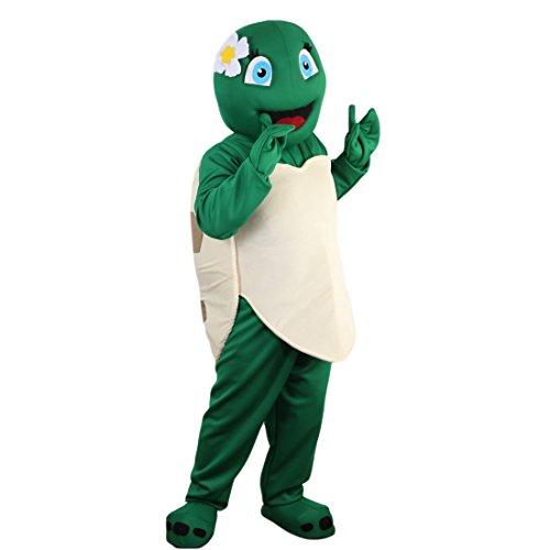 ldkröte Cuckold Cartoon Mascot Kostüm mit Bild, 15-20days-Marke ()