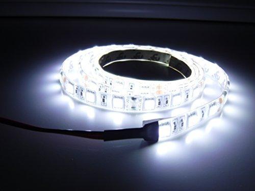 Flexible LED-Lichtleiste für Boote, 12 V, 122 cm, Weiß