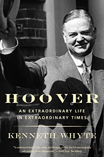 Hoover: An Extraordinary Life in Extraordinary Times American Depression Glass