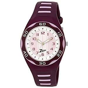Titan Zoop Analog Multi-Color Dial Children's Watch - C3022PP03