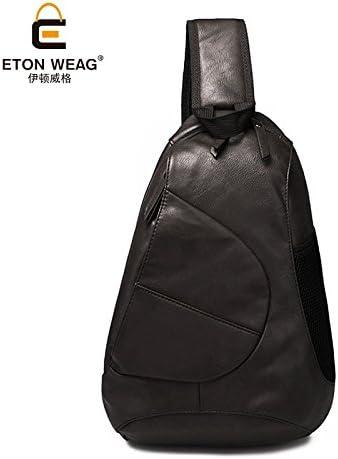 Hongrun La Versione Coreana Coreana Coreana di Tendenza Moda Uomo Chest Pack è Un Cross-Confezione Grande capacità Chest Pack Messenger Bag Ride B07C1581HD Parent | Cheapest  | Garanzia autentica  | Di Modo Attraente  8edcdb