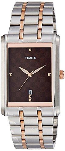 41wMLz78IZL - Timex TW00M703H Brown Mens watch