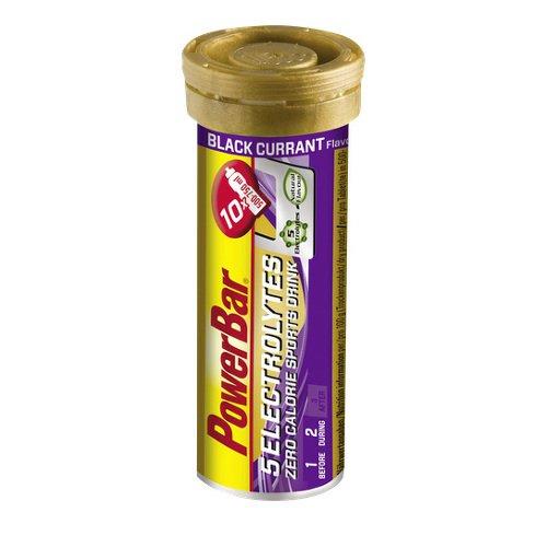 POWERBAR 5 Electrolytes Black Currant Brausetabl. 42 g Brausetabletten Nec 42