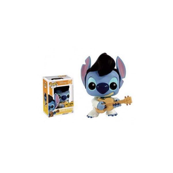 Funko Pop Stitch Elvis (Lilo y Stitch 127) Funko Pop Disney