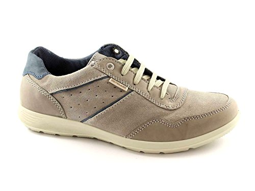 GRUNLAND RION SC1692 canapa scarpe uomo sportive sneakers made in italy 44