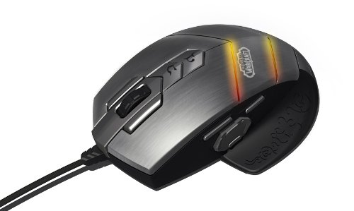 PC - World of Warcraft MMO Gaming Mouse SteelSeries Limited Edition Wrath of the Lich King