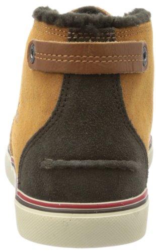 Lacoste Clavel 12 726SRM0001013, Sneaker uomo marrone (Brown - Braun (tan))
