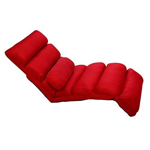 L-R-S-F Lazy Sofa, Single Folding, Abnehmbare Liegen Liegen Stühle, Schlafzimmer Freizeit Schwimmende Fenster Stühle, Kleine Sofas ( Farbe : 3# )