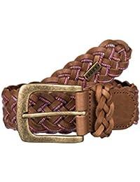 Roxy - Cinturón - para Mujer Marrón marrón Claro ... 2f425989dbf9