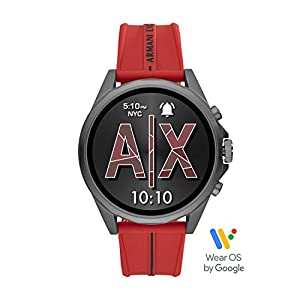 Armani Exchange Smart Watch, Touchscreen AXT2006