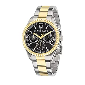 Reloj para Hombre, Colección Competizione, Movimiento de Cuarzo, multifunzione,