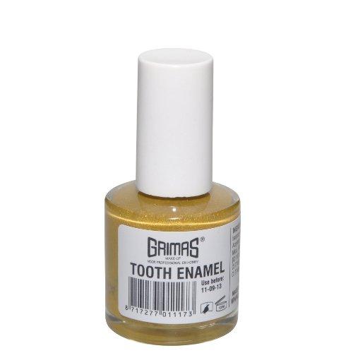 Preisvergleich Produktbild Zahnlack 10 ml,  gold