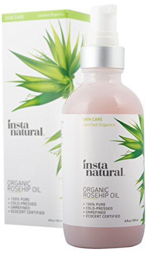Aceite Semillas Rosa Mosqueta InstaNatural - Hidratante