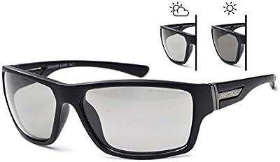 fotocromáticas & Wayfarer Gafas de sol polarizadas ARCTICA s-209F. Para hombre y mujer. UV 400