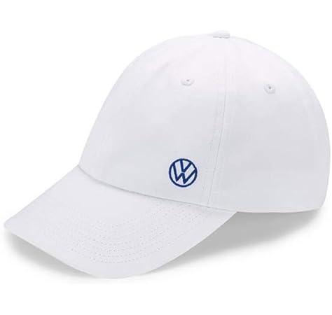 Volkswagen 000084300AT530 Baseball Cap Blue with VW Logo