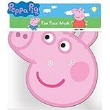 Peppa Pig Máscaras de fiesta (6 unidades)