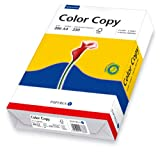 Papyrus 88007861 Drucker-/Kopierpapier, Farblaserpapier Colorcopy 200 g/m², DIN A4 250 Blatt, hochweiß