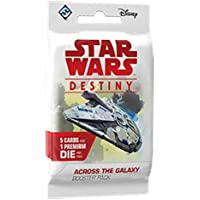 Fantasy Flight Games FFGSWD13 Star Wars Destiny: Across The Galaxy Booster Display, Multicoloured