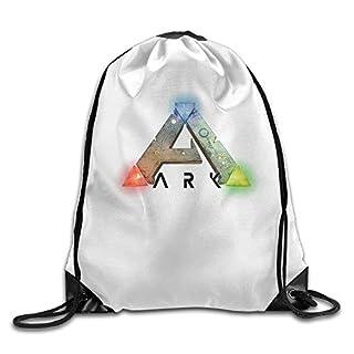 FAFANIQ ARPG ARK Survival Evolved Drawstring Backpack Sack Bag