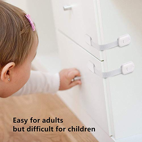 Zoom IMG-1 godea lifenc regolabile bambino serrature