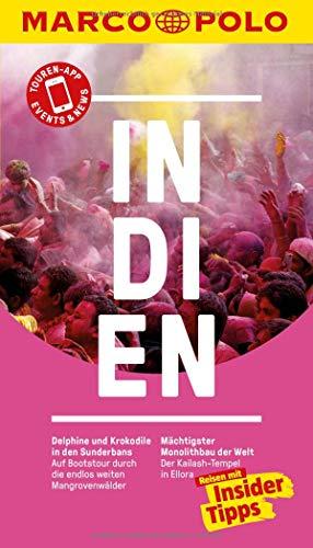 MARCO POLO Reiseführer Indien: Reisen mit Insider-Tipps. Inklusive kostenloser Touren-App & Events&News