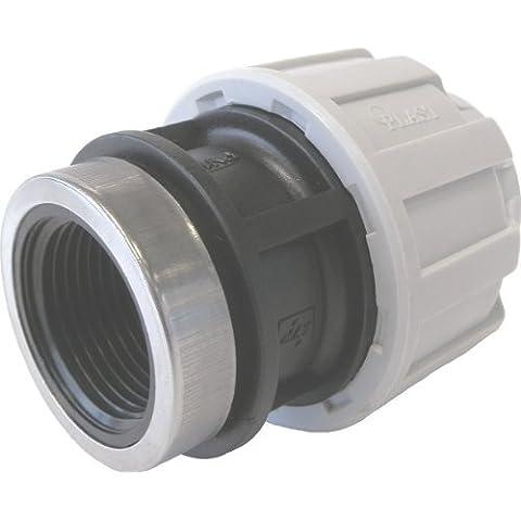 Sirocco 8335158 - Pp acoplamiento con rosca interior 63 mm x 2 pulgadas, 0