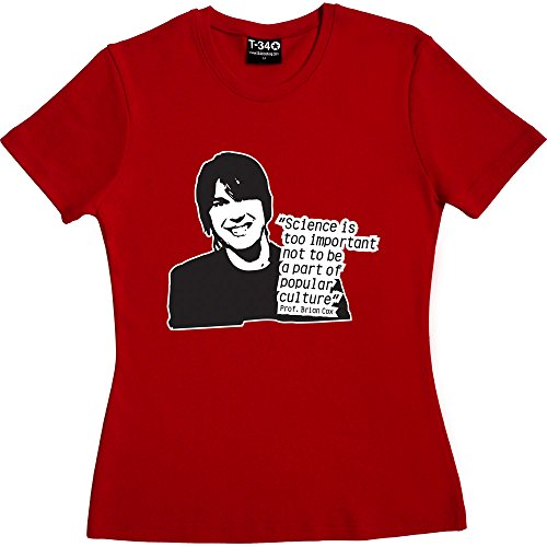 Professor Brian Cox Women's T-Shirt