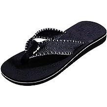 Sandalias para hombre, RETUROM Sandalia de los zapatos de la raya del verano de los nuevos hombres del estilo