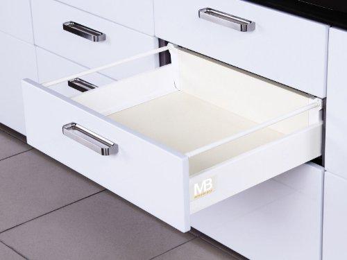 Schubkasten (SO-TECH® Schubkastensystem Höhe: 199 mm Tiefe: 500 mm Schublade Schubkasten)
