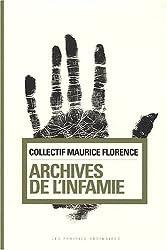 Archives de l'infamie