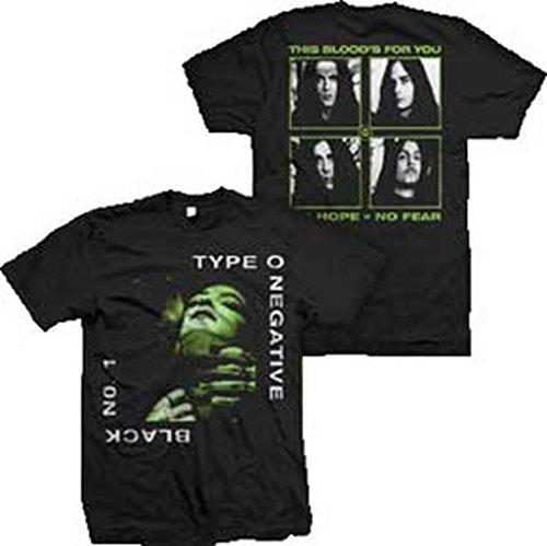 Type O Negative - Top Nero  nero