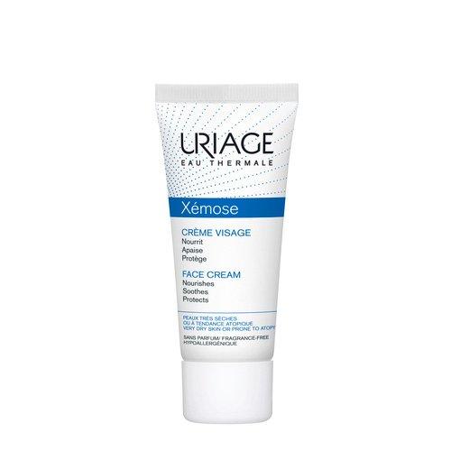 Uriage Xemose Crema Facial 40 Ml - Nutre, Calma y Protege (Crema Gesicht La Creme)