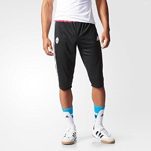 pantalon-3-4-juventus-noir