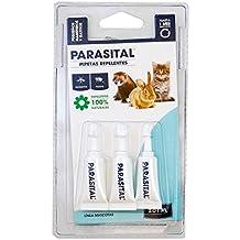 Zotal Parasital Pipetas Repelente Antiparásitos para Pequeños Mamíferos y Gatos