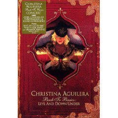 Aguilera, Christina-Back To Basics: Live And Down