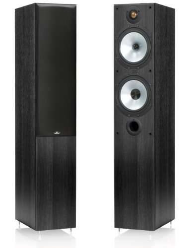 Monitor Audio MR4 Speakers (Pair) (Black)