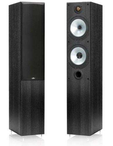 Monitor Audio MR4 Speakers (Pair) (Black)
