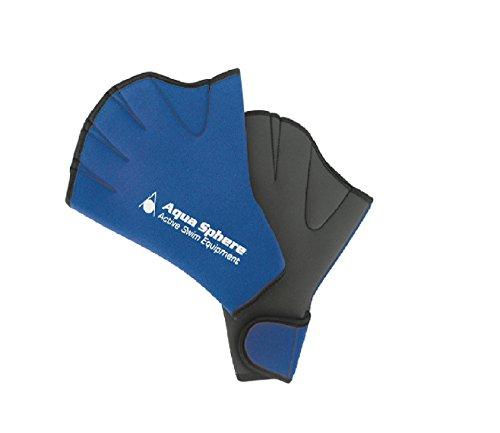 Aqua Sphere Swim Gloves für Schwimmtraining Gr. L