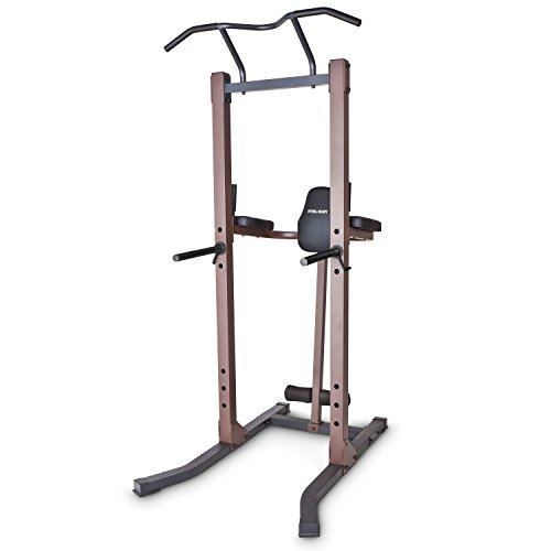 SteelBody stb-98501 Deluxe Pull-up e Dip Power Tower