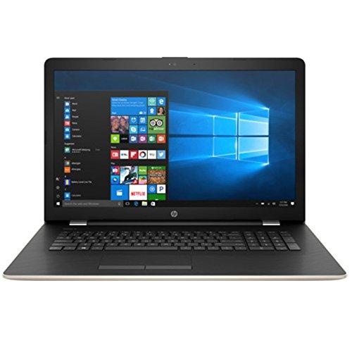 "HP 17-AK003NS - Ordenador portátil de 17.3"" (AMD A6-9220, 4 GB de RAM, 1000 GB de disco duro, Windows 10 Home) negro - teclado QWERTY español"