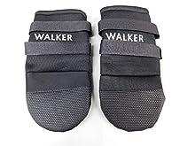 Trixie Walker cura stivali protettivi per cani, XL, Nero, 2 pezzi