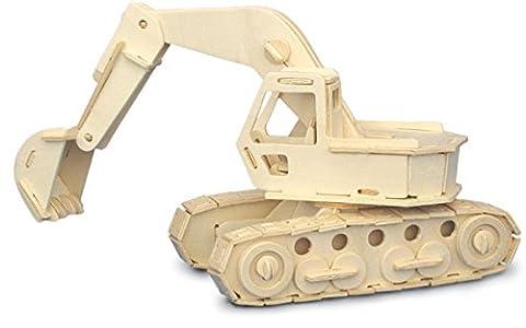 Pelleteuse QUAY Kit de construction en bois