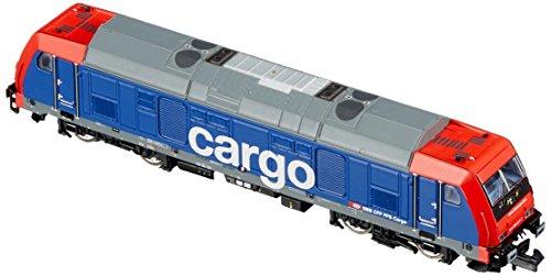 Arnold HN2415 Diesellokomotive Baureihe 245 Modellbahn, Blau