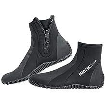 Escarpines estándar de SEAC para traje húmedo y confeccionados a partir de  neopreno Premium de 5 d9de7d10331