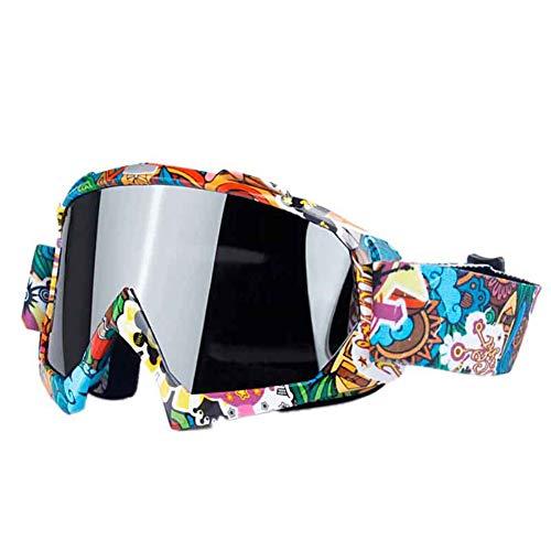 c7419493c9 Leezo - Gafas de snowboard para mujer, protección UV 400, lentes  resistentes al.