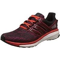 adidas energy boost 3 m - Zapatillas de running para Hombre, Rojo - (BURUNI/ENERGI/NEGBAS) 42 2/3