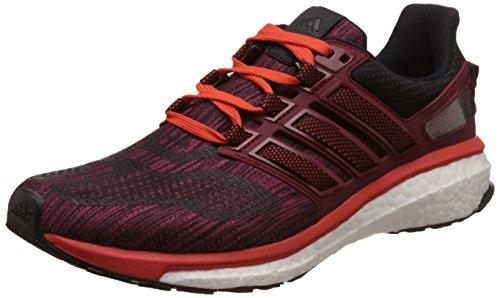 adidas energy boost 3 m - Zapatillas de running para Hombre, Rojo - (BURUNI/ENERGI/NEGBAS) 44 2/3