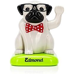NPW electrónico Lucky Dog escritorio juguete–Solar Powered Edmond de la solar perro